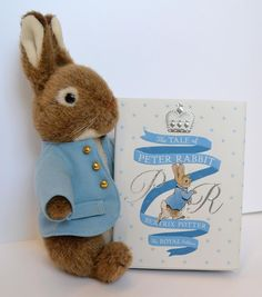 the royal edition of The Tale of Peter Rabbit