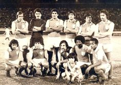El Santa Fe de 1976 | Actualidad | Caracol Radio School Football, Old School, Sports, Movies, Movie Posters, Santa Fe, South America, Champs, Cute