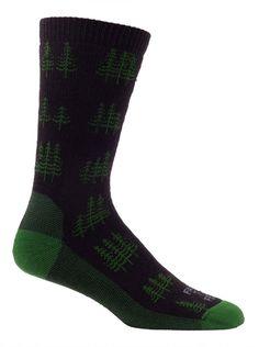 Farm to Feet Men's Cokeville Midweight Crew Socks * Tried it! Click the image. Merino Wool Socks, Sheep Farm, Top To Toe, Crew Socks, Brown, Hiking Clothes, Stuff To Buy, Wyoming, Medium