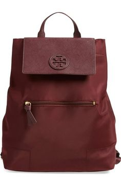 fab4f8362f56c Tory Burch  Ella  Packable Nylon Backpack available at  Nordstrom  Lightweight Backpack