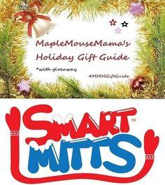 Smart Mitts Just Make Sense!