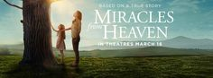 """Christian Fiction Addiction: FREE tickets to """"Miracles from Heaven"""" with Jennif. Movie Website, Movie Blog, Miracles From Heaven Book, Martin Henderson, Christian Fiction Books, Quick Reads, Movie Facts, Movie Lines, Great Films"""