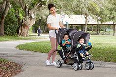 Best Compact Double Stroller in 2020 – Top 5 Models Compared! Baby Jogger Stroller, Twin Strollers, Double Strollers, Twin Pram, Best Prams, Baby Jogger City Select, Umbrella Stroller, Baby Buggy