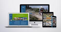 Tvorba webu: www.ondrejklymciw.com on Behance