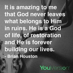 ❤️ this so much!! This is a year of restoration!
