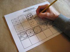 Duplication Exercise | TeachKidsArt