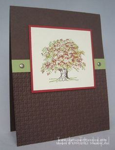 homemade card for man   Handmade Cards For Men - Ink It Up! with Jessica   Card Making Ideas ...