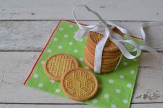 Domácí máslové sušenky s mandlemi