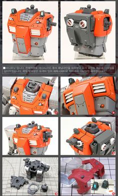 1/100 RGM-79 GM (Sentinel Type) - Custom Build Modeld by Pancake CLICK HERE TO VIEW FULL POST...