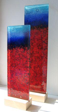 Burnished Lava panels