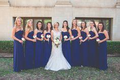 Formal Oklahoma City Museum Wedding Wedding Real Weddings Photos on WeddingWire