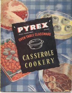 Pyrex Book Recipes | Susan Hibberd's books: British Pyrex Recipe Books