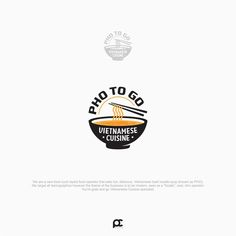 Design the LOGO for a Trend Setting Fast Food PHO Operator set to take the…