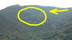 UFO Sightings UFO's Hovering Motionless, UFO Sighting News