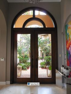 Awesome Impact Glass Entry Doors