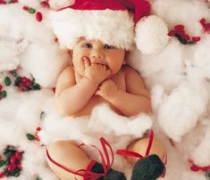 Cutest Christmas Baby Profile DP for Whatsapp (3)