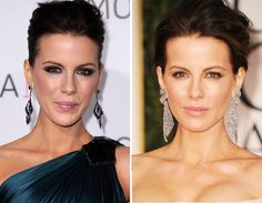 Kate Beckinsale  flashy or fresh is best?