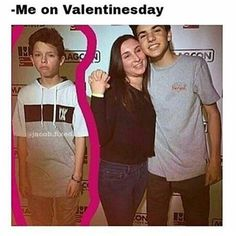 That was me so why don't me and Jacob be each others Valentine ❤️❤️
