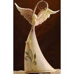 Peace Within Oneself Angel Figurine