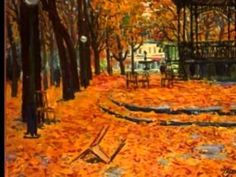 Yves Montand - Les Feuilles Mortes イヴ・モンタン 枯 葉 Autumn Leaves