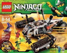 Amazon.com: LEGO Ninjago Ultra Sonic Raider Set 9449: Toys & Games Buy Lego, Lego Ninjago, Deadpool Videos, Raiders, Things To Sell, Ebay, Amazon, Games, Toys
