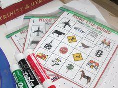 Printable Bingo Cards – Reuse them! — Moms Minivan Blog