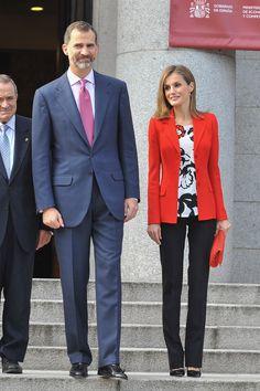 November 24, 2014 - CSIC 75th anniversary event in Madrid