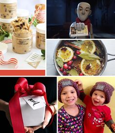 La Lilú: Finds & Faves Vol. 14. Christmas, Holidays, give back, pay it forward, recipe, cookie dough, friday links.