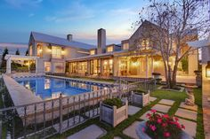 TIMELESS EQUESTRIAN HOME IN SOUTH AFRICA   South Africa Luxury Homes   Mansions For Sale   Luxury Portfolio
