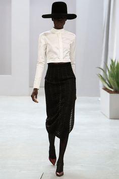Barbara Casasola - London Fashion Week - Otoño Invierno 2014/2015 - Fashion Runway