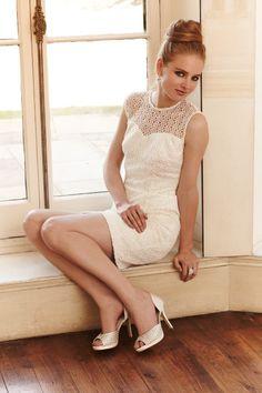 Model Dali #trouwschoenen #bruidsschoenen