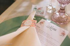 - Porta-guardanapo: ideias de DIY para o casamento