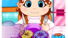 Donut Make Factory - Donut Cooking Game For Kids Cooking Games For Kids, New Kids, News Games, Donuts, Easy Meals, Recipe Ideas, Make It Yourself, Anime, How To Make