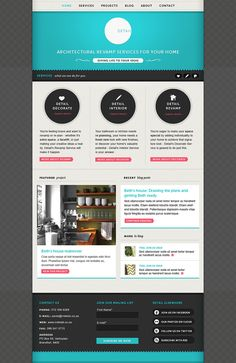 Web Design- layout