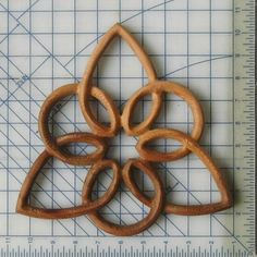 Kingdom of Heaven-Triquetra Variation-Six Pointed Star