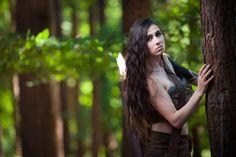 photoshoot in polmont woods
