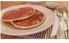 Try these amazing Pancakes! Easy recipe for a relaxing breakfast or brunch. Enjoy…and bake it easy! Find the recipe on YouTube: https://www.youtube.com/watch?v=c-HBzjIKKR8