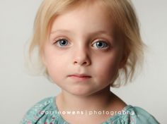 the biggest blue eyes | salt lake city utah children's photographer