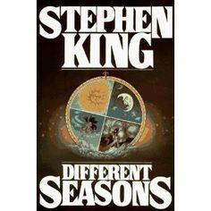 Different Seasons, Stephen King.