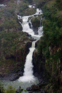 Parque Nacional do Iguaçu - Foz do Iguaçu