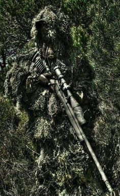 Airsoft hub is a social network that connects people with a passion for airsoft. Talk about the latest airsoft guns, tactical gear or simply share with others on this network Military Gear, Military Weapons, Military Life, Military Army, Le Sniper, Sniper Suit, Sniper Gear, Airsoft Sniper, Ghillie Suit