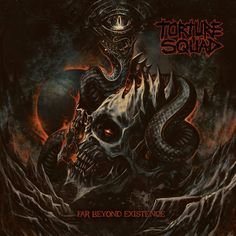 Approaching the release of one of the most anticipated albums of the year, TORTURE SQUAD's 'Far Beyond Existence' by the British label Secret Service Records, the cover of the wor…
