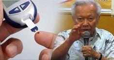 Filipinli Dr. Jaime Dy-Liacco Diyabeti 5 dakikada tedavi eden karışım