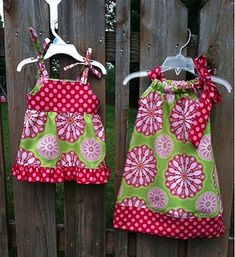 Lots of cute kids clothes patterns