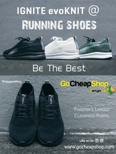 'Best puma running shoes'  Puma always been love to the people in Pakistan as puma is one of the greatest sports company of all time and have amazing products and provides the best services all around the world. Go Cheap Shop have ads for the puma brand and have lots of amazing products of puma. the best thing i have ever found out about puma is the shoes of puma and not some ordinary shoes the running shoes by puma. so let's just have a look at the best puma running shoes of all time.  Puma…