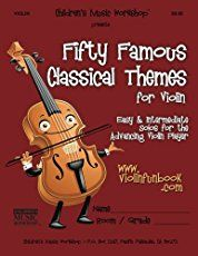 Easy Violin Music | Free Violin Sheet Music