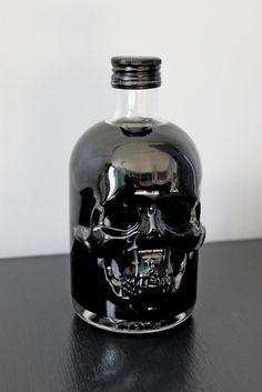 Na garrafa