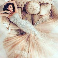 This gown