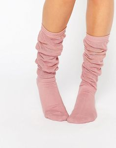Image 1 ofASOS Slouch Socks