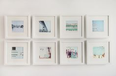 photo wall in progress(my guest room).